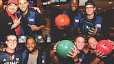 """En """"Bowl For a Goal"""", los invitados tendrán la oportunidad de conocer e interactuar con jugadores del equipo New England Revolution"""