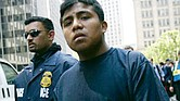 Detención de inmigrantes indocumentados.