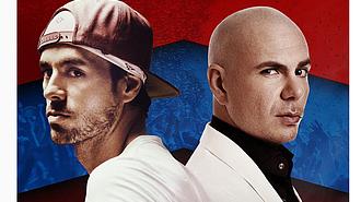 Enrique Iglesias y Pitbull se embarcaron en una gira de más de 30 conciertos