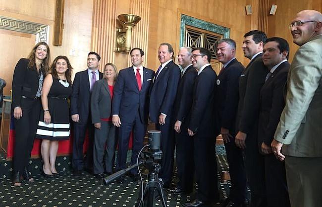 Foro en el Congreso de Estados Unidos sobre la crisis y la violación de los derechos humanos en Venezuela