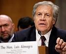 Luis Almagro ante el Senado de EEUU