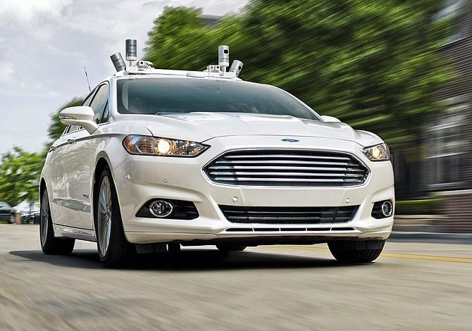 Ford lanzará su autónomo en el 2021