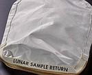 El polvo fue usado para traer otros elementos de la luna y evitar su contaminación
