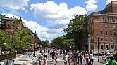 """La iniciativa """"Open Newbury Street"""" fue creada por el Alcalde Martin Walsh en agosto de 2016"""