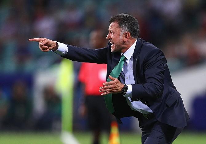 Osorio, el malvado de la barba rala de la selección mexicana