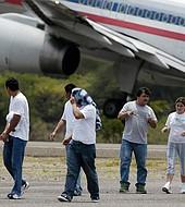 Las deportaciones de hondureños disminuyeron
