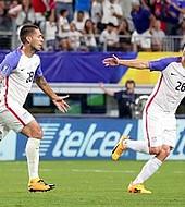 Estados Unidos espera a su rival para la final de la Copa de Oro
