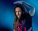 El guitarrista de Korn, Brian Welch