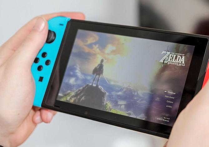 Ya puedes descargar la app de Nintendo Switch
