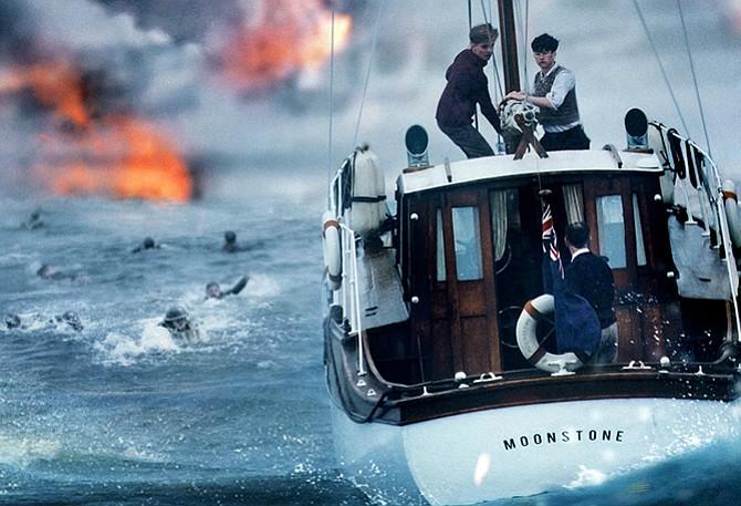 """""""Dunkirk"""" reina en la taquilla estadounidense y """"Valerian"""" decepciona"""
