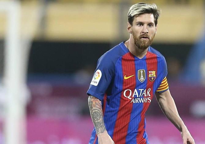 Messi pagó 12 millones de impuestos atrasados en 2016