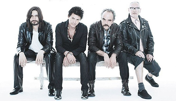 Caifanes en Houston
