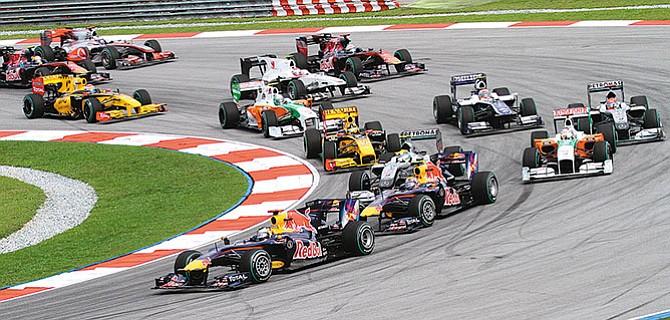 F1 en Hungría