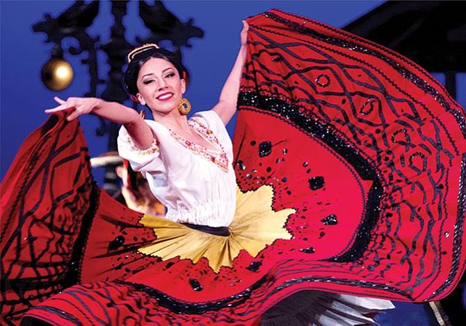 Ballet Folklórico de México impartirá talleres en Austin