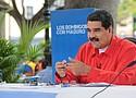 El presidente Maduro volvió a utilizar su versión política de Despacito