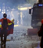 Más de 100 días de protestas en Venezuela