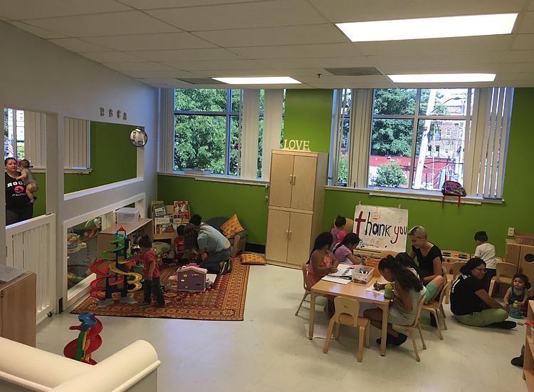CHELSEA Nueva sala de juegos para nios en Roca Bostons Online
