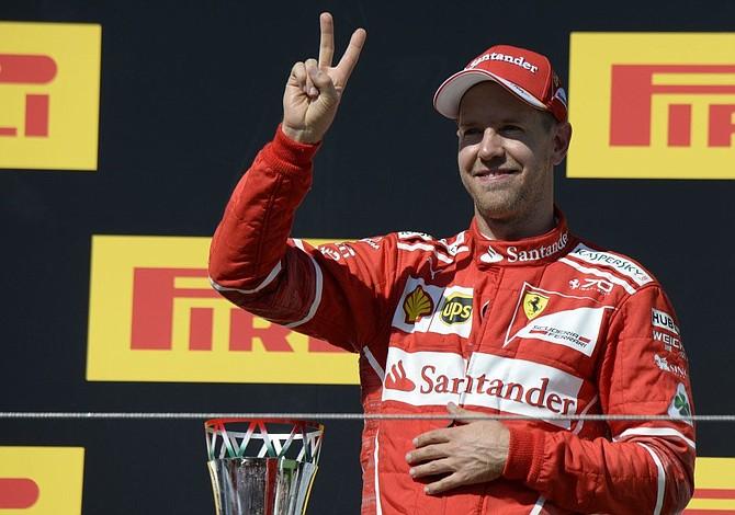 Sebastian Vettel ganó el Gran Premio de Hungría de la F1 y se mantiene la punta del campeonato