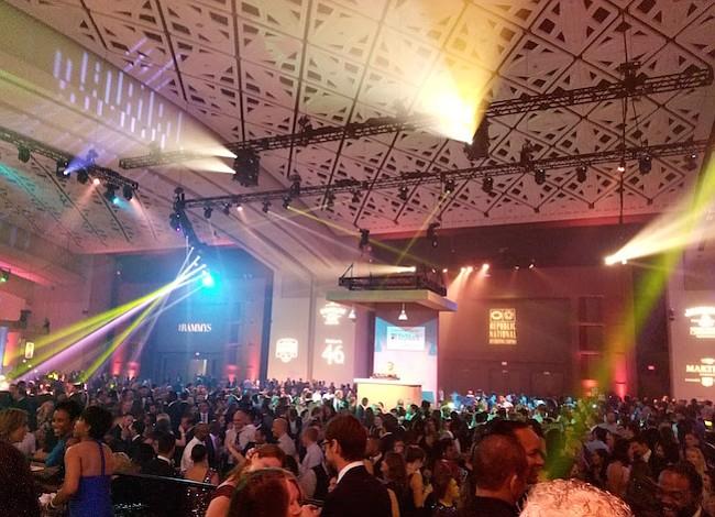 Chile trajo la pureza de la Patagonia a los Premios RAMMY 2017