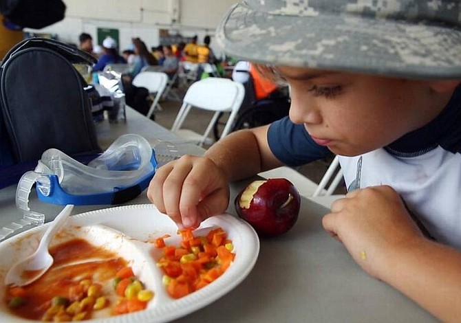 More than 230,000 Miami-Dade kids rely on school lunches. What happens during summer?