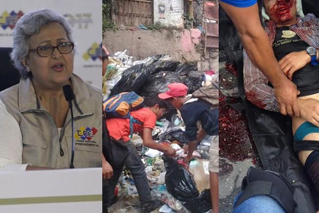 Venezuela: Fraude constituyente, hambre y sangre