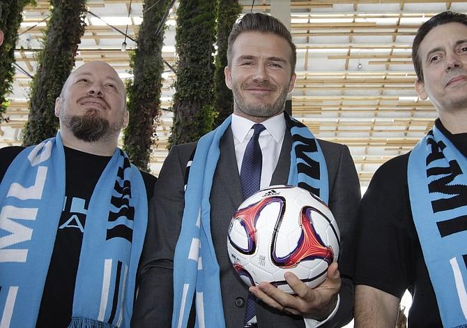 MLS da el visto bueno a la franquicia de David Beckham en Miami