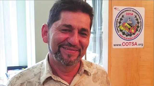 SALVADOREÑO. Jorge Granados llama a los empresarios a apoyar a las comunidades salvadoreñas.