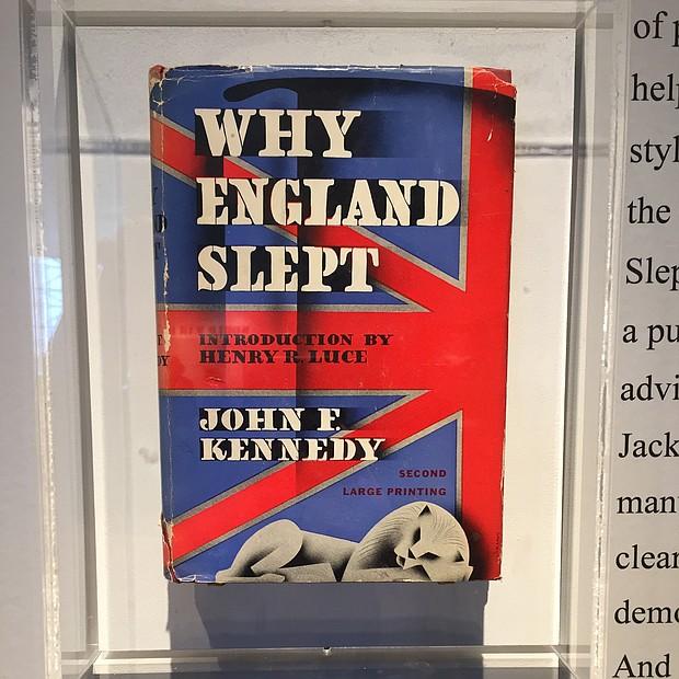 Tesis realizada en Harvard por John F. Kennedy