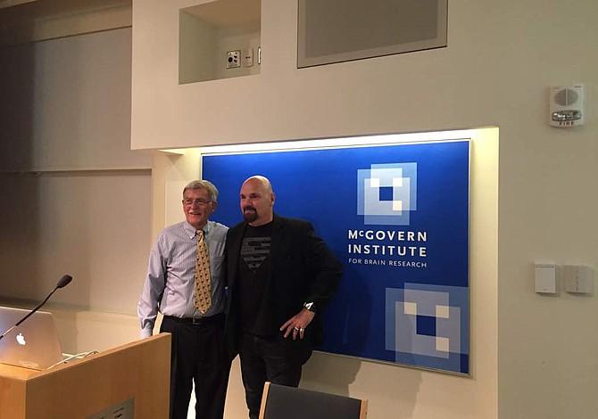 El hombre con la mejor memoria del mundo visitó MIT