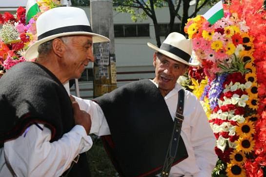 Feria de las Flores de Medellín honró a los Silleteros