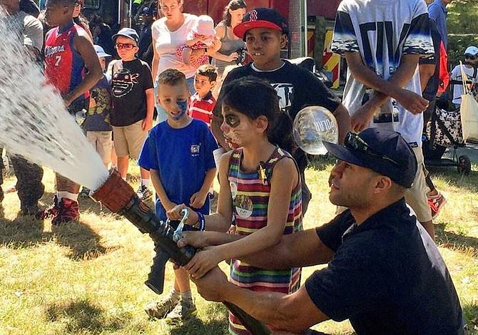22 DE AGOSTO: Festival de Verano para Niños en el Franklin Park