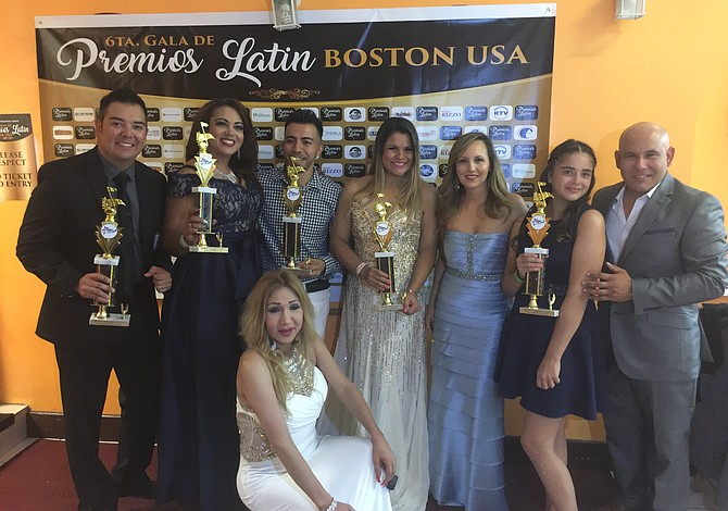 Premios Latin Boston USA 2017