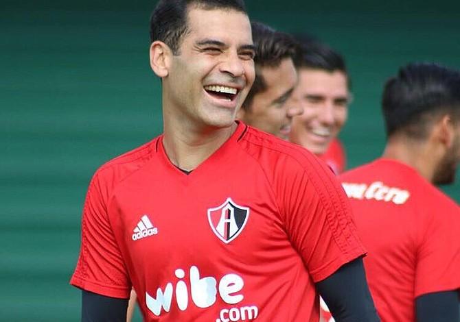 EEUU sancionó al futbolista mexicano Rafa Marquez por estar  vinculado al narcotráfico