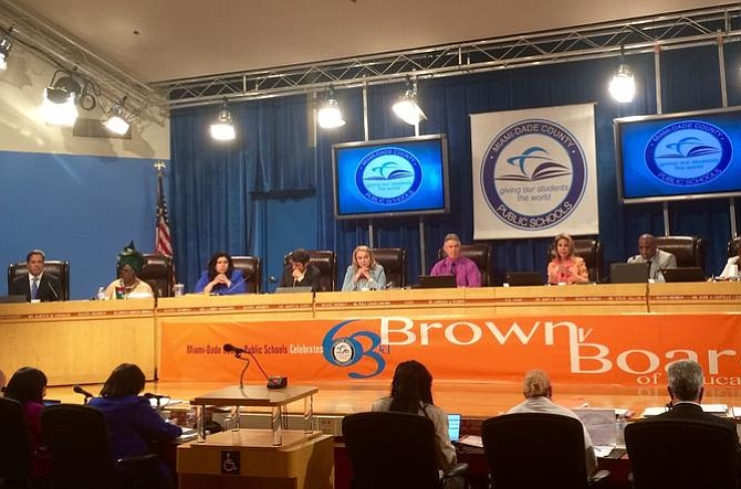 Miami-Dade County School Board Votes To Authorize Legal Action Against HB7069