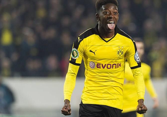 El Dortmund quiere 120 millones por Dembelé