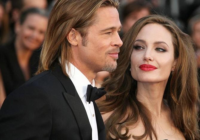 ¿Angelina Jolie quiere volver con Brad Pitt?
