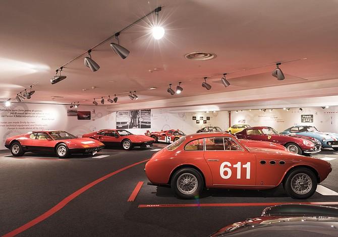 El Museo Ferrari en Maranello abre con dos nuevas exposiciones