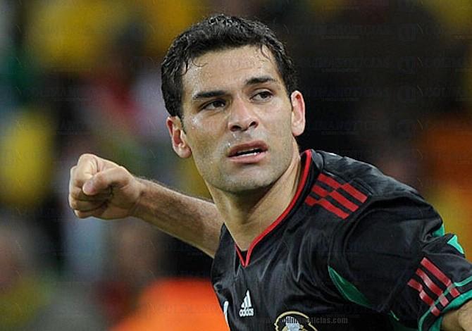 Futbolista Rafa Márquez sancionado por lazos con narcotráfico