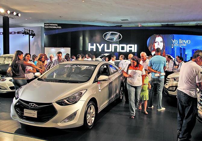 Cayó 11,68 % venta de autos nuevos en Panamá