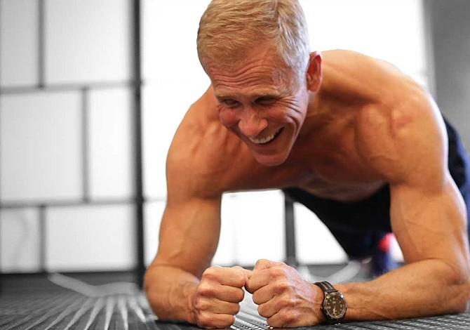 5 ejercicios para perder peso si tienes más de 40