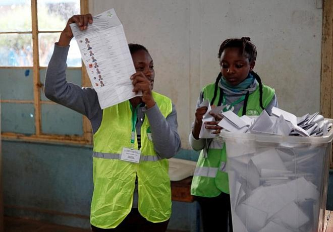 Kenya's electoral commission confirms hacking attempt, says it failed