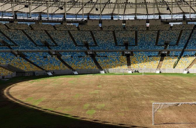 Selección brasileña desistió del Maracaná por considerarlo abandonado