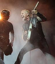 Metallica Regresa a San Diego en el 2017 después de su aparición en Comic-Con 2015./Foto cortesía: Metalica.com