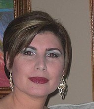 GERENTE. Susana Irribarren-Mariño liderará la Cámara de Comercio Hispana del Norte de Virginia.