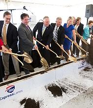 MANOS A LA OBRA:  Sectores público y privado ponen en marcha construcción de la nueva arteria vial.