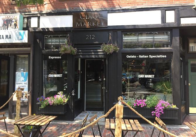 Nueva cafetería nos trajo el encanto de Italia al centro de Chelsea