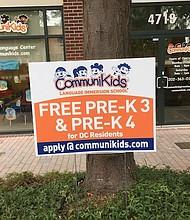 OPORTUNIDAD. Communikids ofrece preescolar gratis, una opción inmejorable para las familias de la comunidad latina.