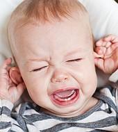 El estudio indica que son los británicos los bebés que más lloran