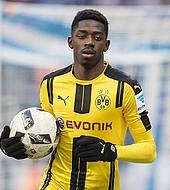 Dembelé no se presentó a entrenamientos y podría ser sancionado