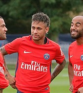 Ya se efectuó el traspaso internacional de Neymar